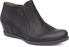 Dansko Outlet - Luann Black Burnished Nubuck