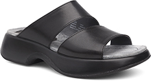 Dansko Outlet - Lana Black Full Grain