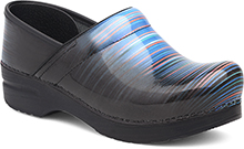 Dansko Outlet - Professional Faded Stripe