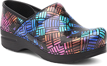 Dansko Outlet - Professional Color Weave Patent