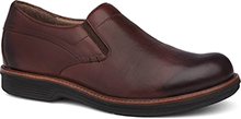 Dansko Outlet - Jackson Mahogany Antiqued Calf