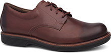 Dansko Outlet - Josh Mahogany Antiqued Calf