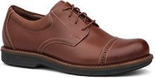 Dansko Outlet - Justin Saddle Antiqued Calf