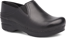 Dansko Outlet - Pepper Black Cabrio
