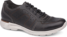 Dansko Outlet - Wesley Black Vintage Pull Up
