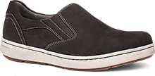 Dansko Outlet - Viktor Black Milled Nubuck