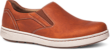 Dansko Outlet - Viktor Russet Tumbled Full Grain