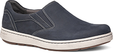 Dansko Outlet - Viktor Navy Milled Nubuck