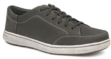 Dansko Outlet - Vaughn Grey Milled Nubuck
