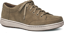 Dansko Outlet - Vaughn Khaki Milled Nubuck