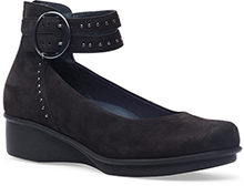 Dansko Outlet - Lois Black Nubuck