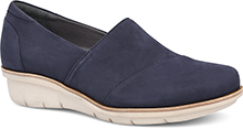 Dansko Outlet - Julia Navy Nubuck