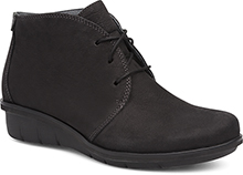 Dansko Outlet - Joy Black Nubuck