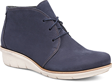 Dansko Outlet - Joy Navy Nubuck