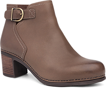 Dansko Outlet - Henley Taupe Burnished Calf