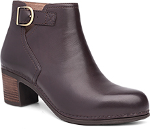 Dansko Outlet - Henley Chocolate Burnished Calf