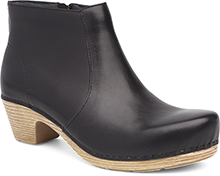 Dansko Outlet - Maria Black Full Grain