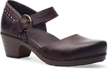 Dansko Outlet - Makenna Brown Full Grain