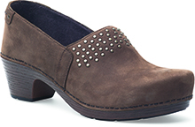 Dansko Outlet - Mavis Brown Milled Nubuck