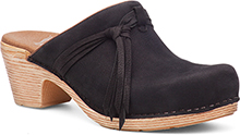 Dansko Outlet - Miriam Black Milled Nubuck