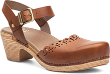 Dansko Outlet - Marta Camel Full Grain