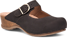 Dansko DotCom - Martina Black Oiled
