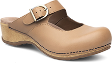 Dansko Outlet - Martina Sand Full Grain
