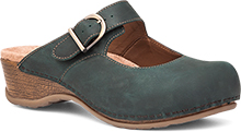 Dansko Outlet - Martina Teal Oiled