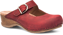 Dansko Outlet - Martina Red Oiled