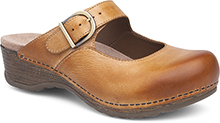 Dansko DotCom - Martina Honey Distressed