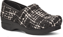 Dansko Outlet - Fabric Pro Black Textured