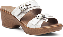 Dansko Outlet - Jessie White Multi