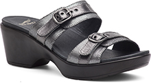 Dansko Outlet - Jessie Pewter Multi