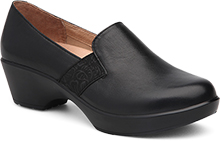 Dansko Outlet - Jessica Black Nappa