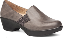 Dansko Outlet - Jessica Grey Nappa