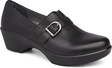 Dansko Outlet - Jane Black Burnished Nappa