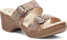 Dansko Outlet - Sophie Sand Stained Glass