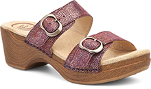 Dansko Outlet - Sophie Rose Iridescent