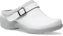 Dansko Outlet - Carnation White Leather
