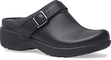 Dansko Outlet - Carnation Black Leather