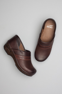 Penny Brown Burnished Nubuck
