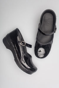 Marcelle Black Patent