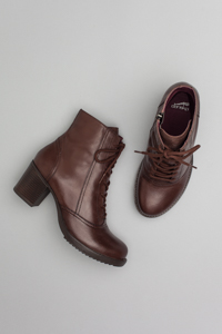 Ames Brown Antiqued Calf