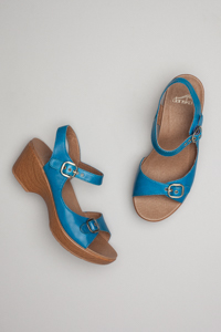Joanie Capri Blue