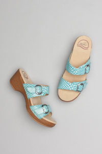 Sophie Turquoise Snake