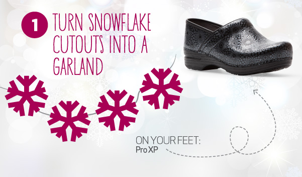 10 Winter Adventures for 10 Dansko Shoes -