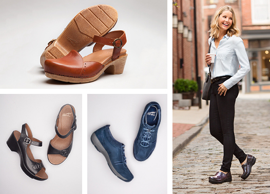 Meet Our Family of APMA Accepted Shoes  -