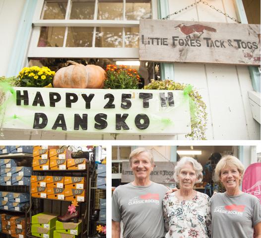 Mandy & Peter Celebrate Their Dansko Roots! -