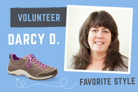 Volunteer Update: The Dirt On Our Shoes Tells A Story -