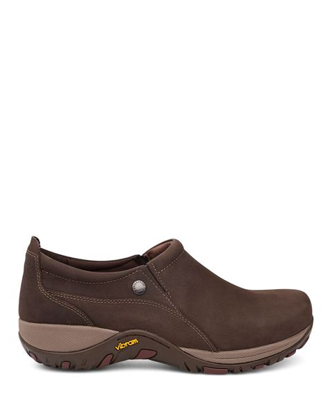 Picture of Patti Chocolate Milled Nubuck